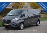 Ford Transit Custom 300L 170PK Limited Automaat Airco, Navi, Camera, Adap. Cruise, Trekhaak Blis!! N