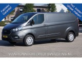 Ford Transit Custom 300L 170PK 2.0 TDCI Limited Airco, Camera Trekhaak Navi Blind Spot!! NR. 999