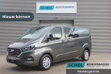 Ford Transit Custom 300 2.0 TDCI L2H1 Limited DC 170pk Volleder - Adaptive Cruise - Navigatie - Xeno