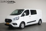 Ford Transit Custom 300 2.0 TDCI L2H1 Trend Dubbele Cabine Airco|Navi|Bluetooth|Cruise Control|DAB+|