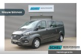 Ford Transit Custom 320 2.0 TDCI 170pk L2H1 Trend Dubbel Cabine Automaat - Airco - Camera - Trekhaak