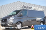 Ford Transit Custom 300 2.0TDCI 170pk L2H1 Limited | Airco | Cruise | Navi | Camera | PDC | Lease 45