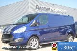 Ford Transit Custom 290 2.2TDCI 155pk L2H1 Limited | Anniversary Edition | Climate | Cruise | Camera