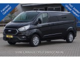 Ford Transit Custom 300L 170PK Limited Aut  ac400 / Maand Camera, Adap. Cruise, Trekhaak Navi 2x Schui