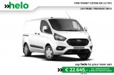 Ford Transit Custom 320 2.0 TDCI L1H1 Trend | Trekhaak