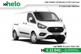 Ford Transit Custom 340 2.0 TDCI L2H1 Trend | 8 inch Touch | DAB | Trekhaak
