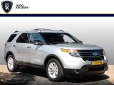 Ford usa Explorer 7p Panoramadak 7 Persoons Camera Leer Clima Airco Stoelverw