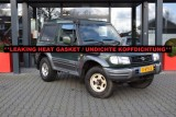 Ford usa Galloper 2.5 TD VAN MARGE