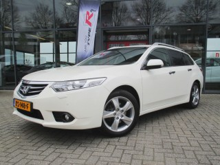 Accord Tourer 2.0 Lifestyle - All-in prijs | 24 Mnd Gar | Trekhaak!