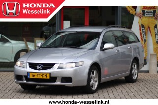 Accord Tourer 2.0i Automaat Comfort -All in rijklaarprijs | Cruise-control | Dealer ond