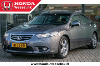 Accord 2.0i Elegance 4 Drs - All in rijklaarprijs | Cruise-control | 17 inch lm | PDC v