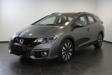 Honda Civic Tourer 1.6D Elegance Business Edition (Rijklaar incl. metallic lak en Navi)
