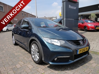 Civic 1.6 i-DTEC 120pk Lifestyle Navigatie All-In Rijklaar