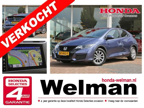 Civic 1.4 i V-TEC - Comfort - Connect Navigatie
