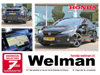 Civic 1.0 i-VTEC - Executive - Connect Navigatie