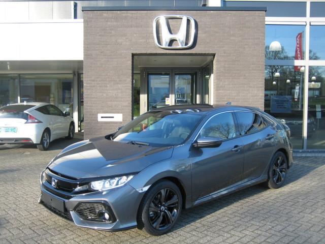 Dodatkowe Honda Civic 1.6 i-DTEC 120pk Elegance Navi. | Rijklaar 5-deurs PZ42