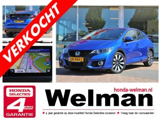 Civic 1.6i D-TEC ELEGANCE - Connect Navigatie
