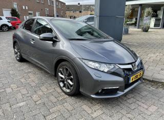 Civic 1.6 i-DTEC 120pk Lifestyle All-In Rijklaar