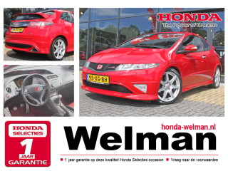Civic 2.0 TYPE R - 202pk! - Dealeronderhouden!