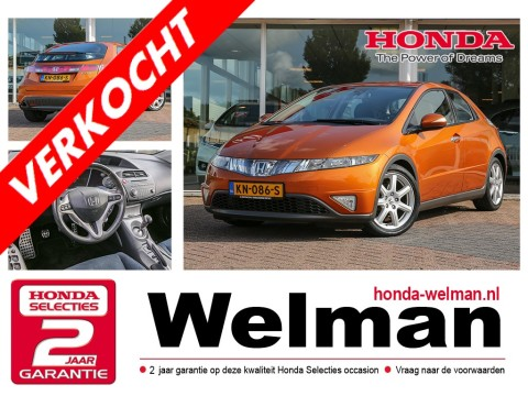 Civic 1.8i VTEC SPORT - Winterbandenset