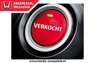 Civic Sedan 1.5T CVT Executive - All-in prijs I leder | schuifdak | 18LM | Honda Sensi