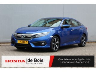 Civic 1.5 i-VTEC Executive | Schuifdak | Leer | Navigatie | Camera |