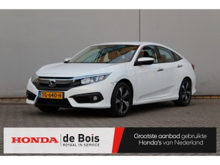 Civic 1.5 I-VTEC ELEGANCE Aut. | Navigatie | LED | Trekhaak | 17