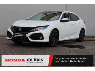 Civic 1.0 Executive CVT | €4000,- Nu of nooit Maart Deals! | Panoramadak | Navigatie |