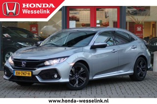 Civic 1.6D Elegance - All-in prijs | Navi! | Honda Sensing!