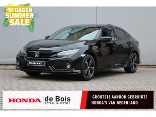Civic 1.5 Turbo Sport Plus Aut. | Summer Sale! | € 4000,- Voordeel | Schuifdak | Camer