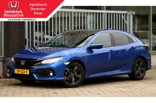 Civic 1.6D AT Premium - All-in prijs | Navigatie | Automaat!