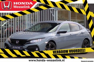 Civic 1.0T Business Edition - All-in prijs | navi | Honda Sensing | VERBOUWVOORDEEL!