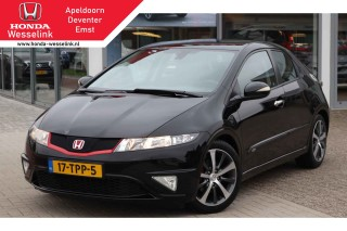 Civic 1.8 Sport - All-in prijs | Afn.trekhaak!