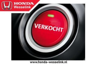 Civic 1.0T Elegance Black Edition - All-in prijs | Leder | navi | Honda Sensing!