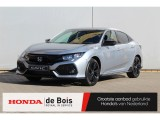"Honda Civic 1.0 Turbo Black Edition Aut. | Leer | Navigatie | Camera | 17"" Lm-wielen 