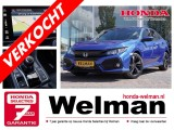 Honda Civic 1.0 i-VTEC Elegance TURBO - 129 PK - CONNECT NAVIGATIE