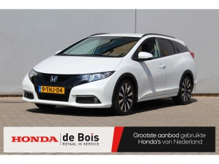 Civic Tourer 1.8 Sport 142pk | Navigatie |Camera | Stoelverwarming | 17