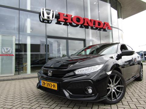 Civic 1.0 i-VTEC 129pk 5D Executive,SCHIJFDAK,LED,NAVI