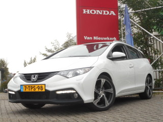 Civic 1.6 d Executive / Navi / Uniek!
