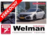 Honda Civic 1.0i V-TEC BLACK EDITION - TURBO - LEDER - NAVIGATIE