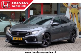 Civic 1.6 i-DTEC Elegance - All-in prijs | Euro6 | Navi | Honda Sensing!
