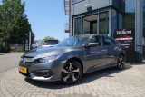 Honda Civic 1.5 i-VTEC Turbo 182pk Executive Leder , Opendak , Ledlampen