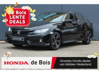 Civic 1.0 Turbo Elegance | € 2200,- Voordeel | Navigatie | Camera | 17