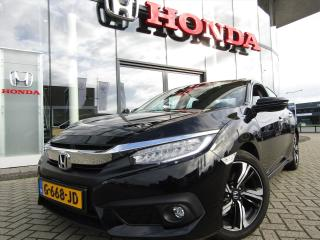 Civic 1.5 i-VTEC 182pk 4D Executive, TREKHAAK, NAVI, CAMERA