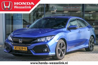 Civic 5 drs 1.0 i-VTEC Elegance Business Edition - All in rijklaarprijs | Trekhaak | N