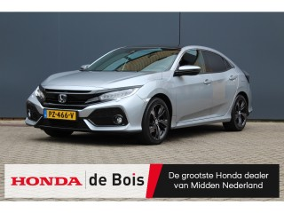 Civic 1.0 Turbo Premium | Leer | Panoramadak | LED | Navigatie | Trekhaak |