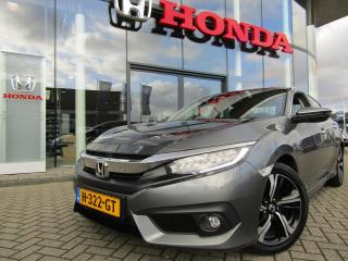 Civic 1.5 i-VTEC 182pk CVT Executive,Leder/navi,lader