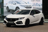 Honda Civic 1.0T Elegance Black Edition - All-in prijs | Leder | navi | Honda Sensing | DIRE