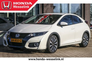 Civic 1.8 Elegance -All-in rijklaarprijs | navi | 24/36mnd gar| parkeercam! .