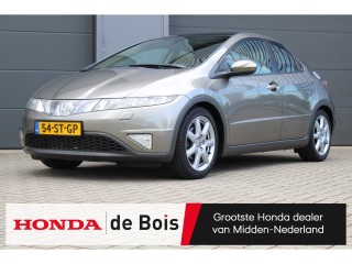 Civic 1.8 Executive | Trekhaak | Parkeersensoren | Dealeronderhouden |